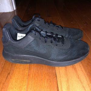 Nike Air tennis shoes.